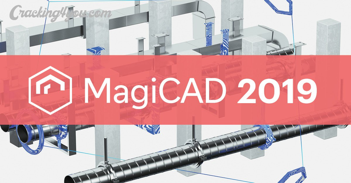 Download MagiCAD 2019 (Dongle Emulator) AutoCAD Revit MEP